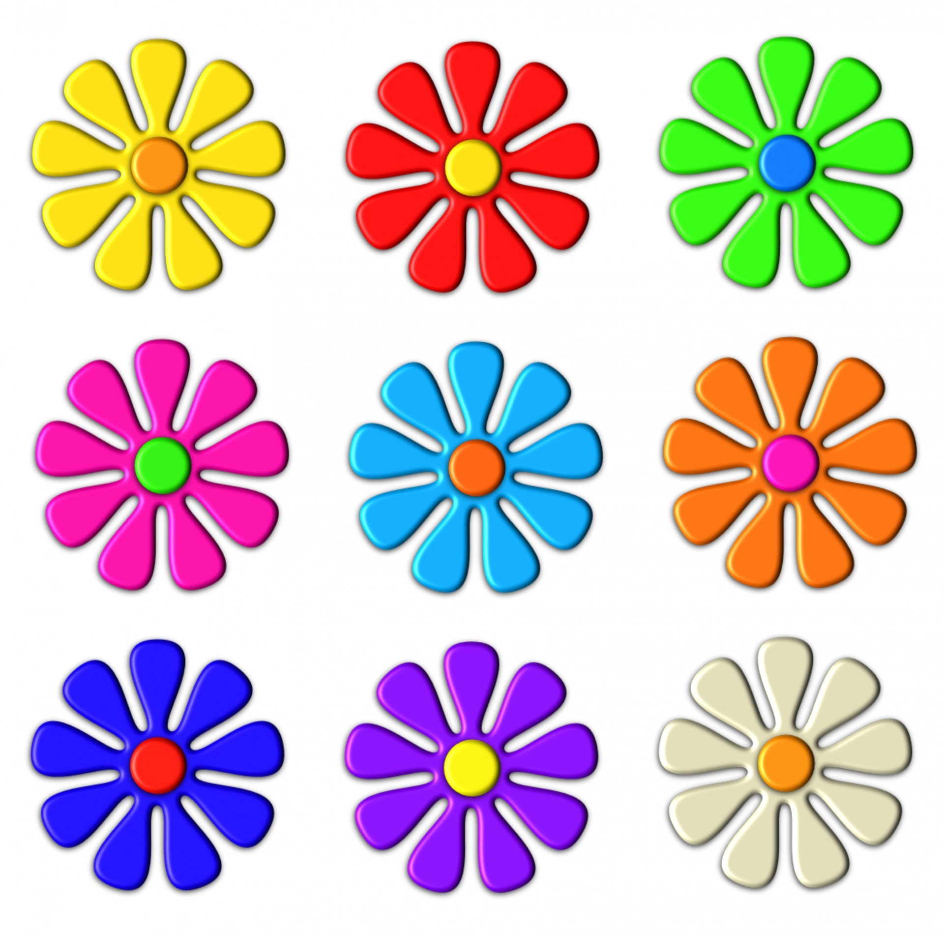 Daisy Flower Clipart | Best Flower Site