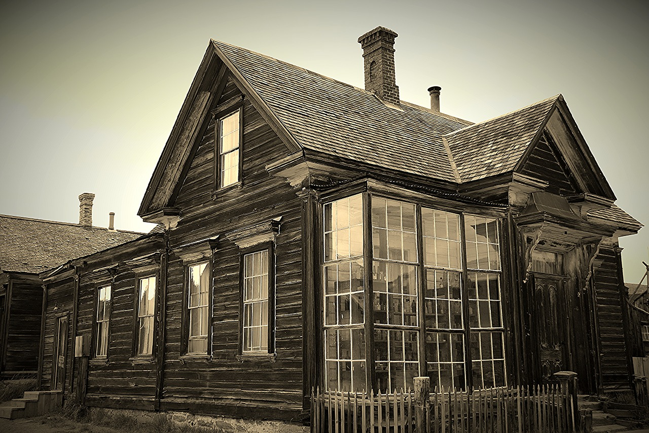 Abandones house,ghost town,bodie ca,abandoned,house - free photo
