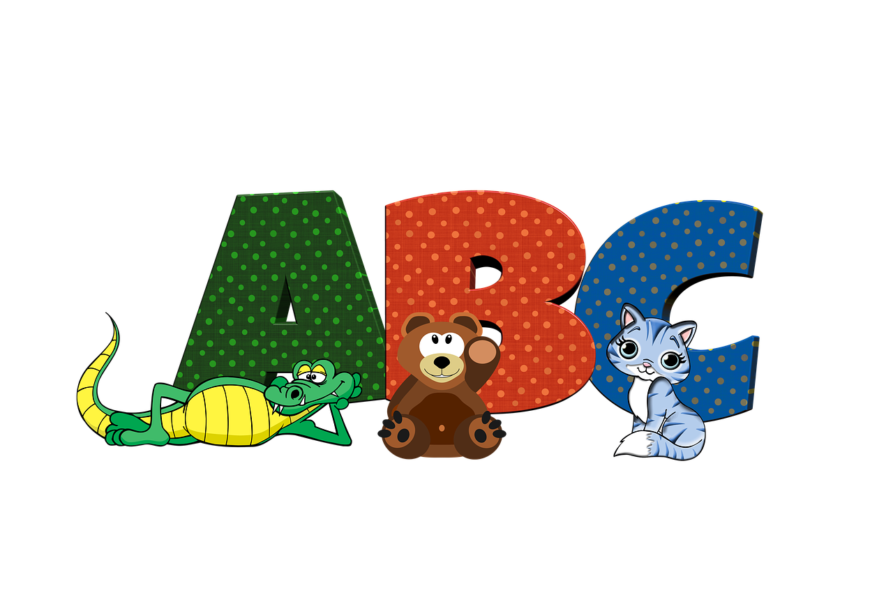 Abc,alphabet,education,dictionary,letters - free photo from