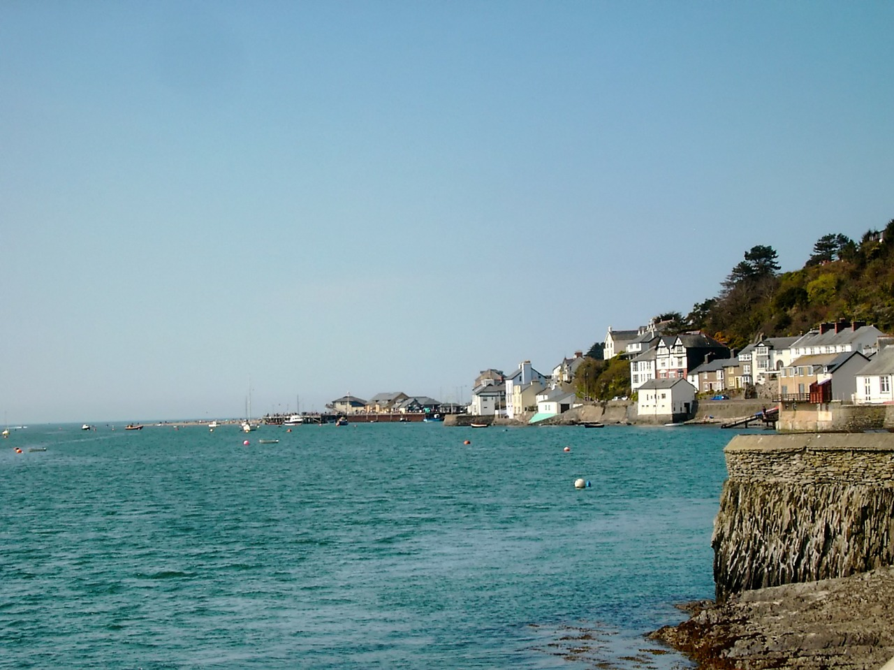 aberdyfi england great britain free photo