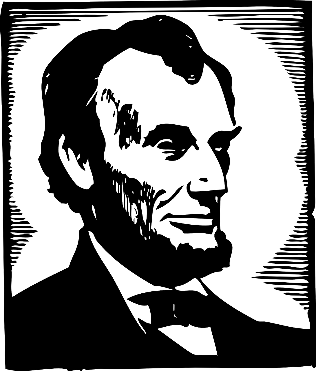 abraham lincoln president free photo