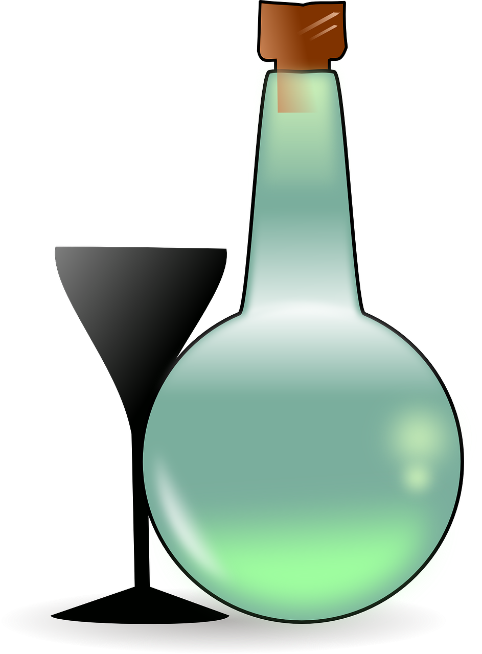 absinthe,alcohol,beverage,liquor,bottle,glass,cup,liqueur,absinth,alcoholic,cocktail,bar,free vector graphics,free pictures, free photos, free images, royalty free, free illustrations, public domain