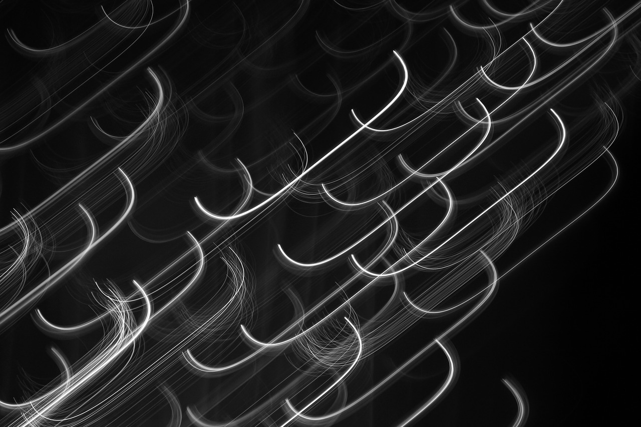 abstract monochrome lines free photo