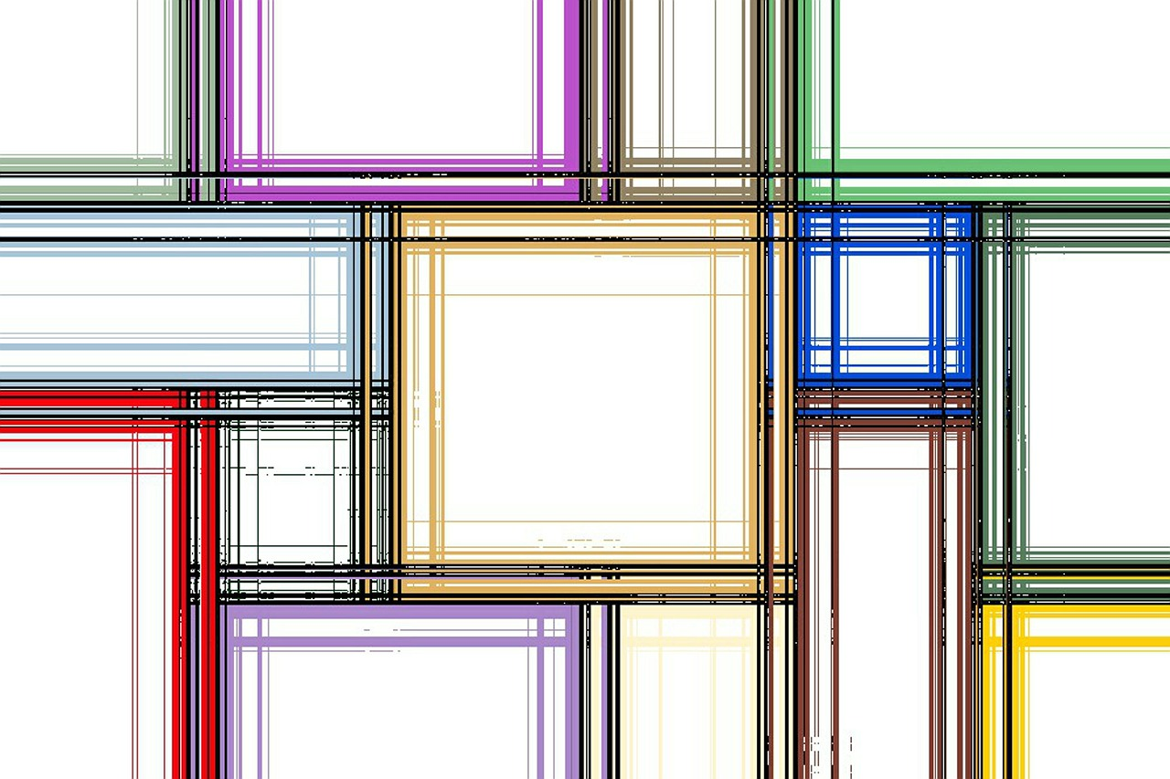 abstract modern colorful free photo