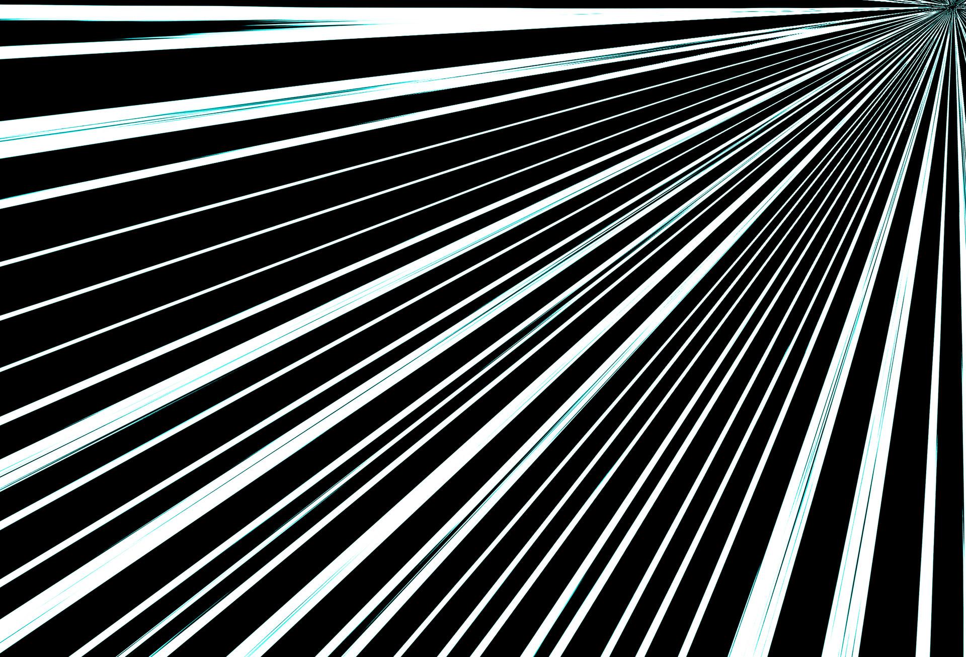 Эффект фото параллельные полосы по краям