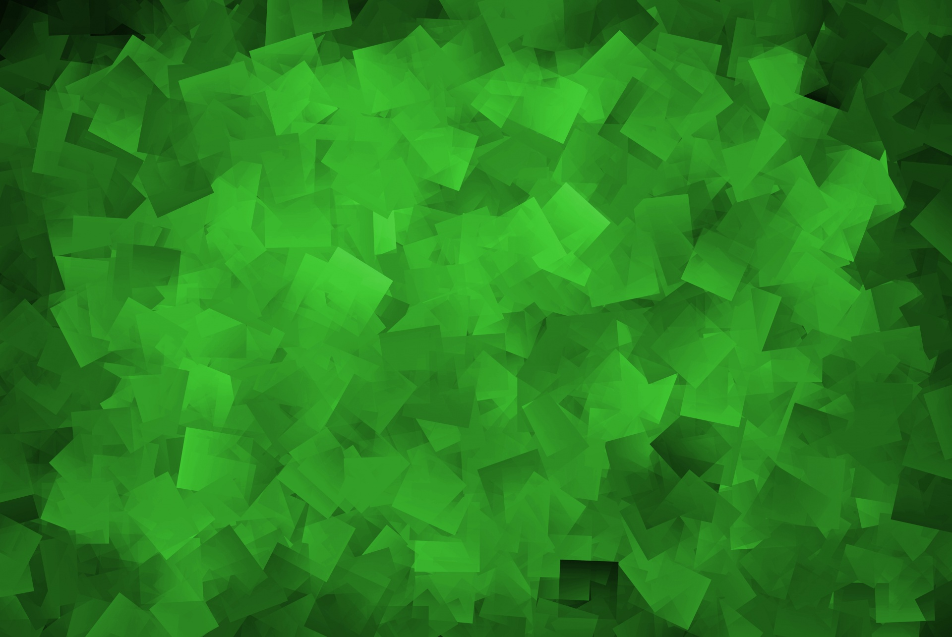Wallpaper Background Squares Abstract Green Free Image