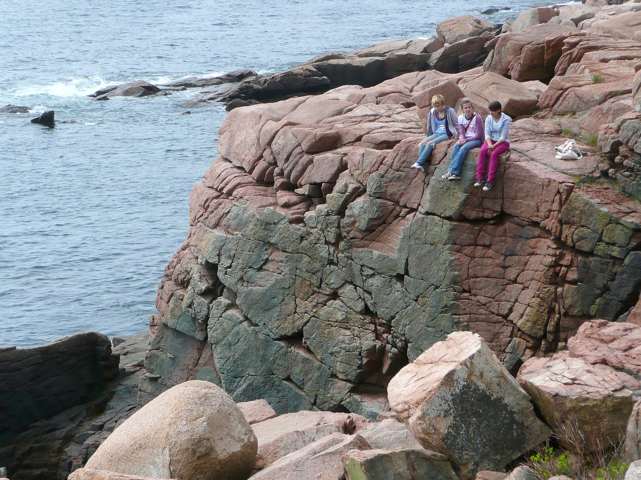 acadia national park maine usa free photo