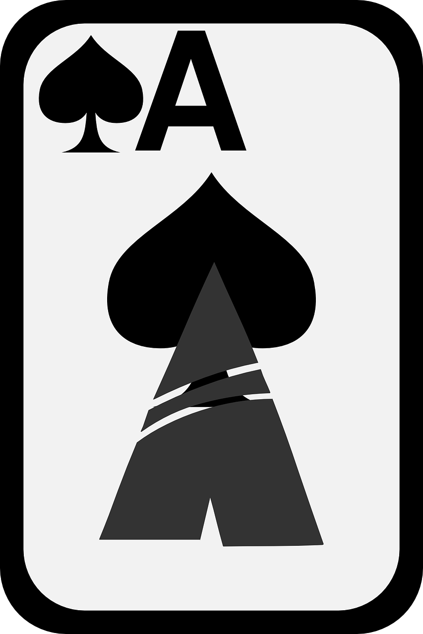 ace spades game free photo