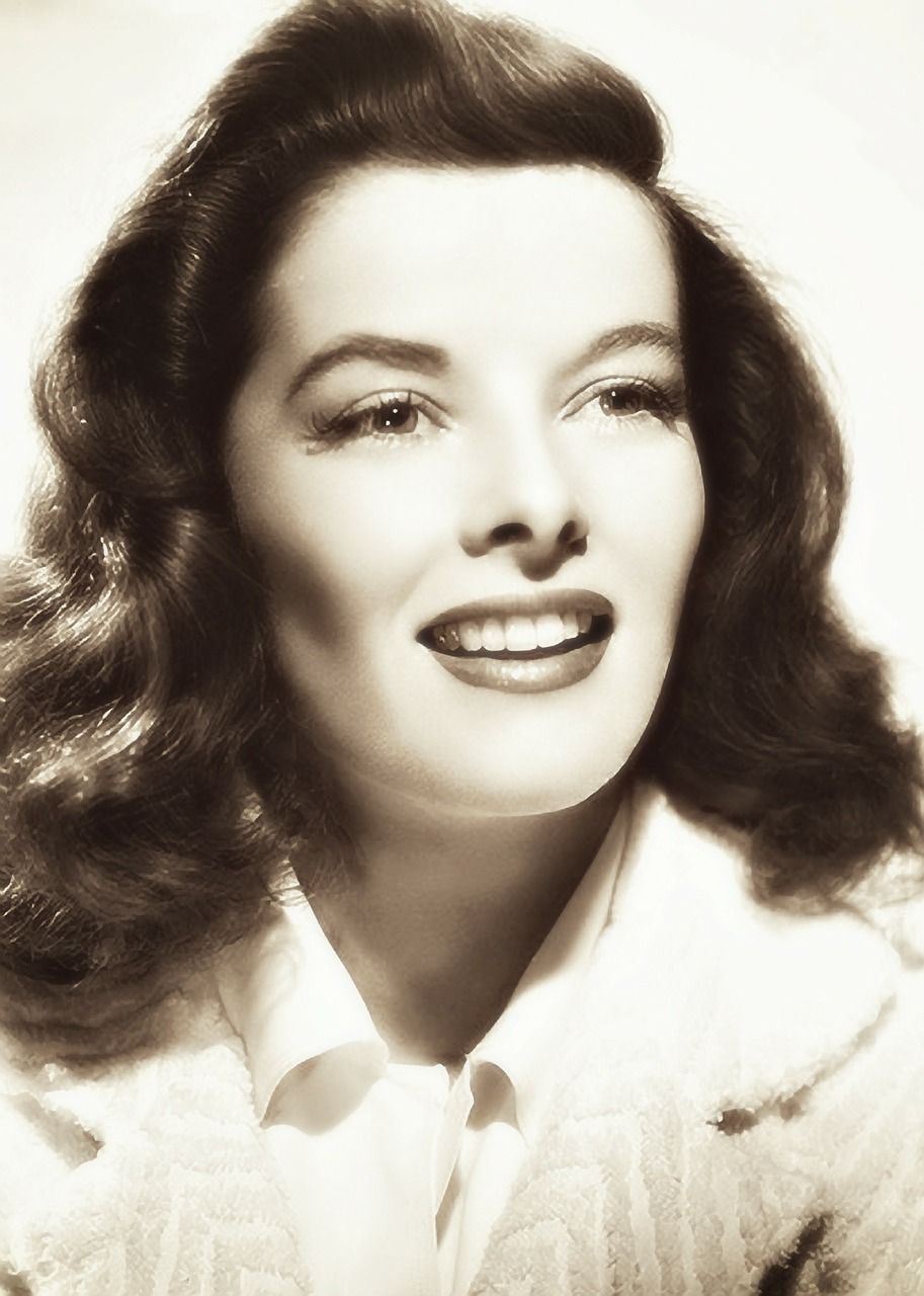 actress katherine hepburn hollywood free photo