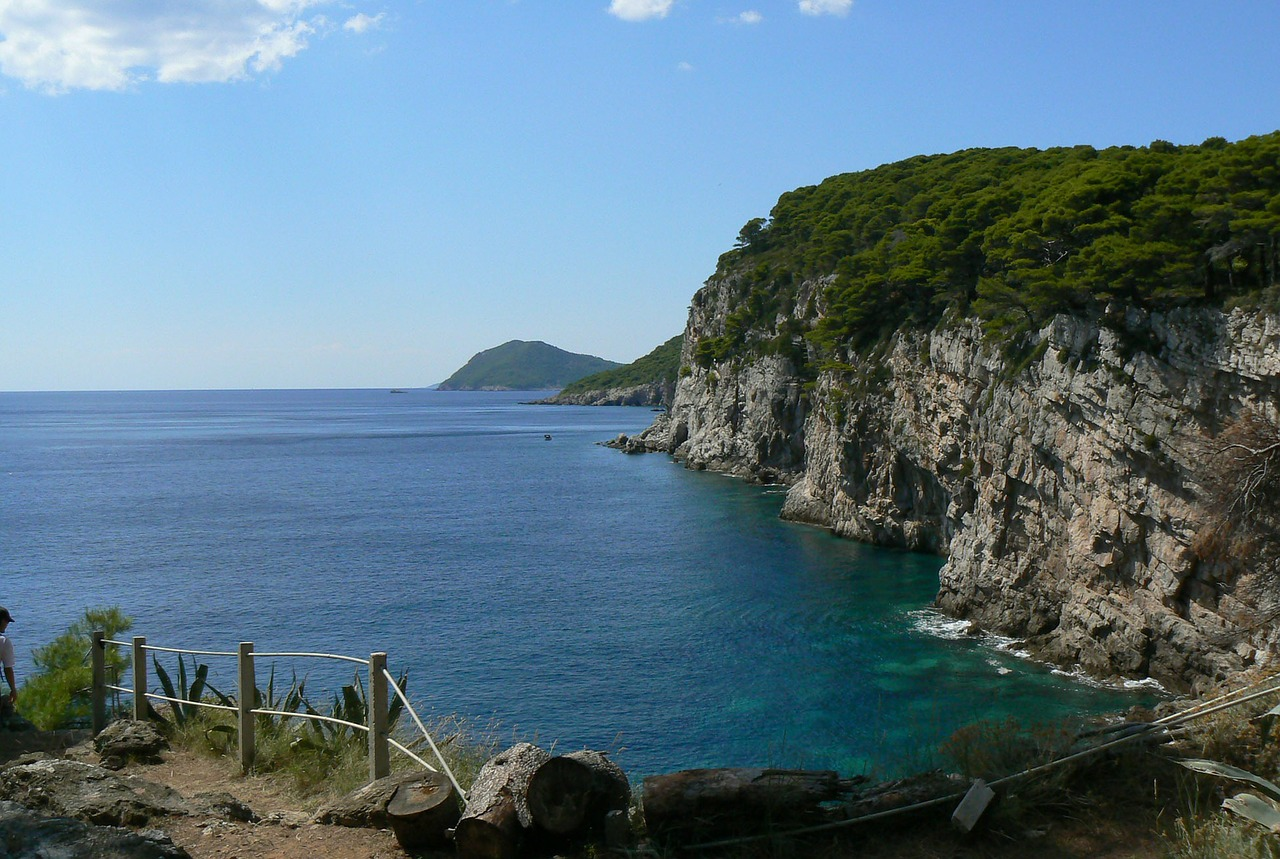 adriatic sea croatia free photo