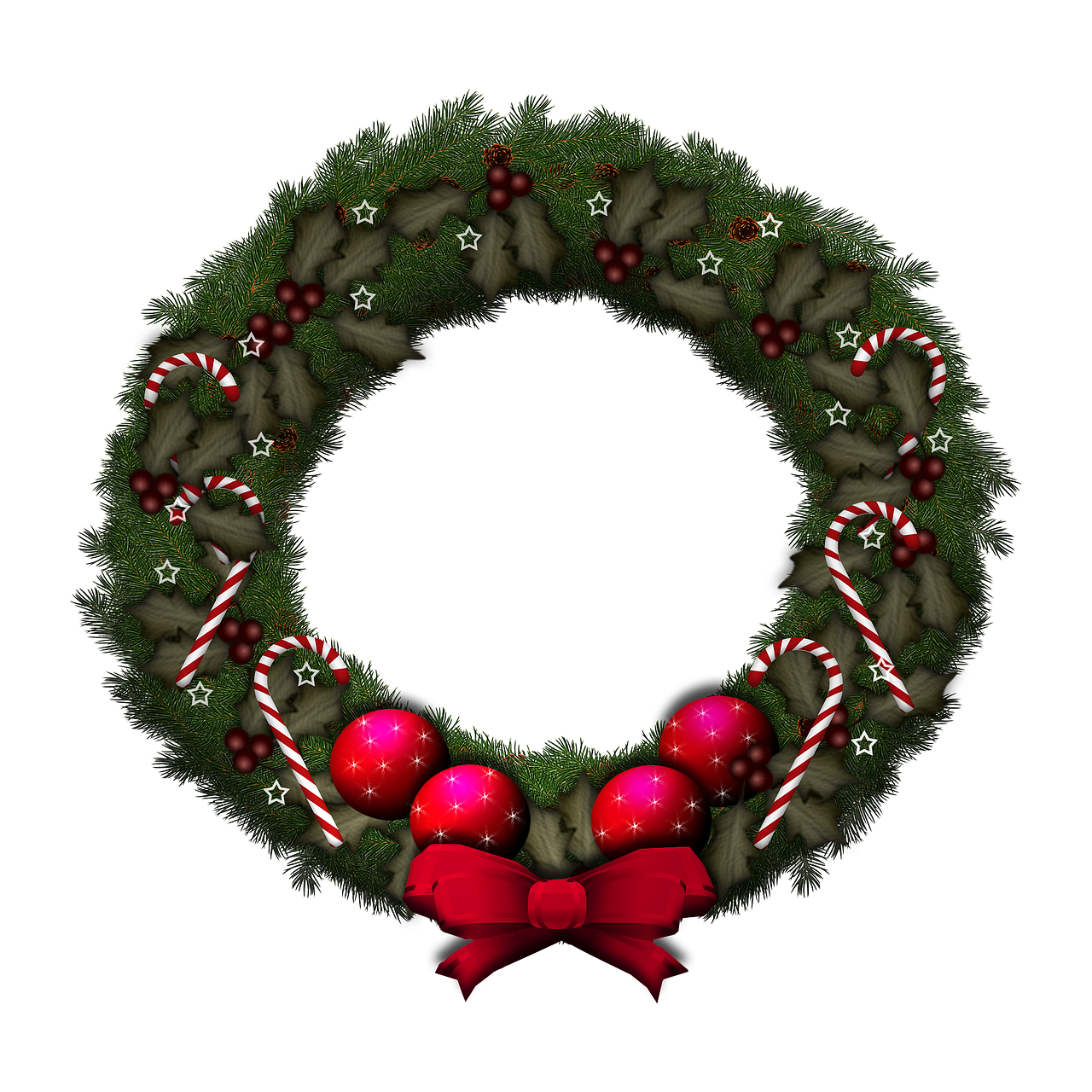advent wreath christmas wreath free photo