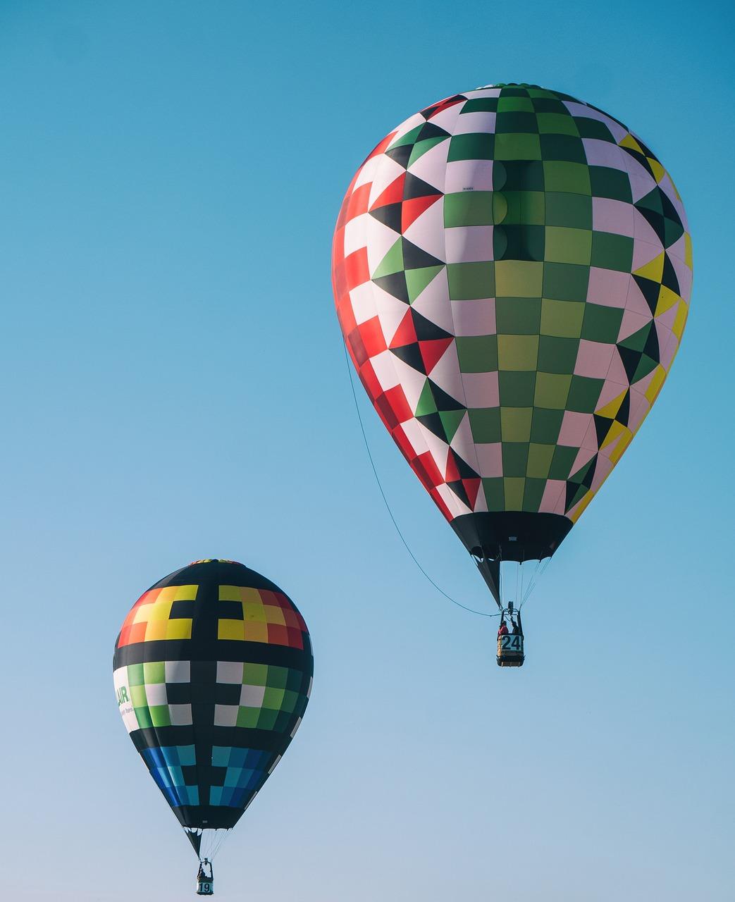 adventure balloons festival flight fun free photo from