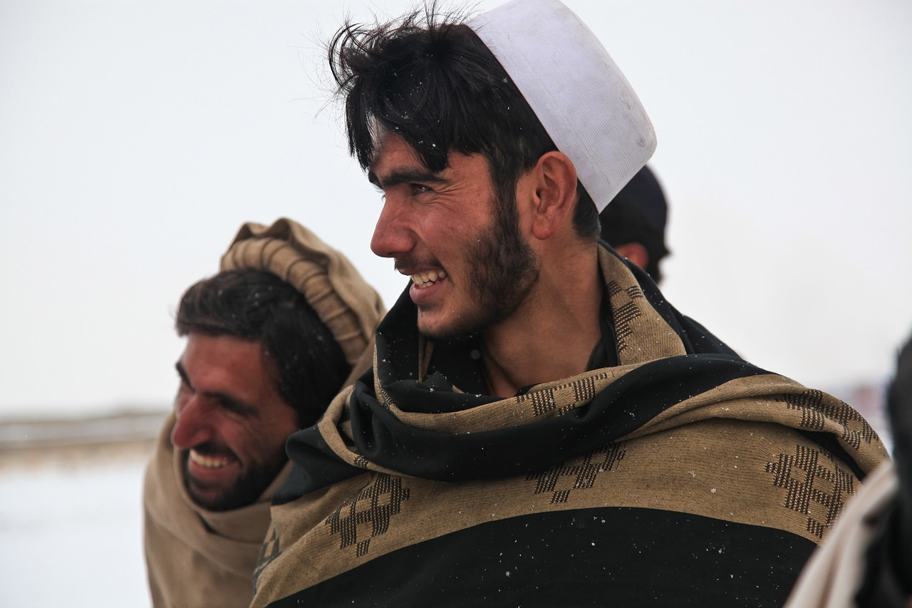 afghani man person free photo