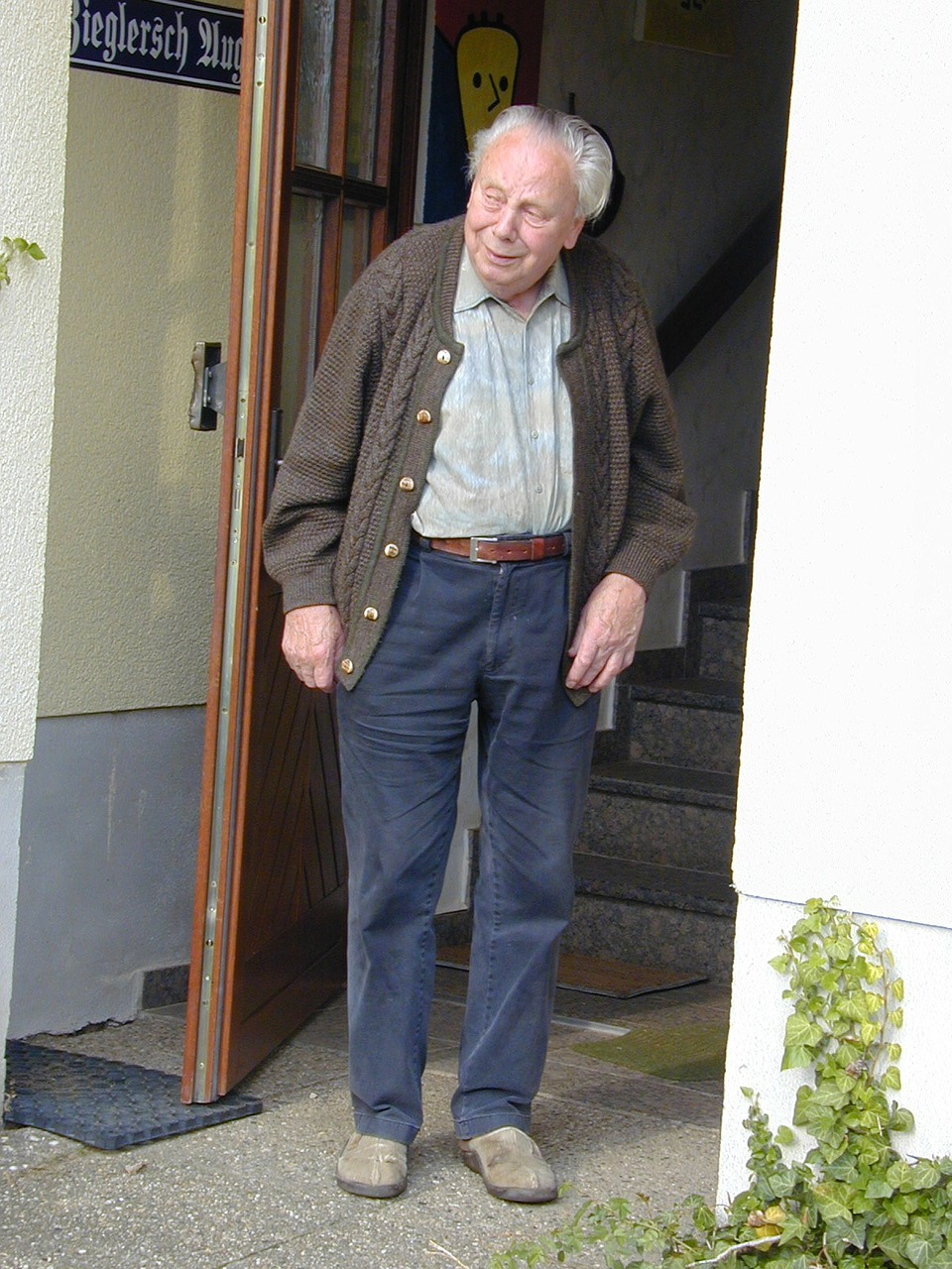 age man grandpa free photo