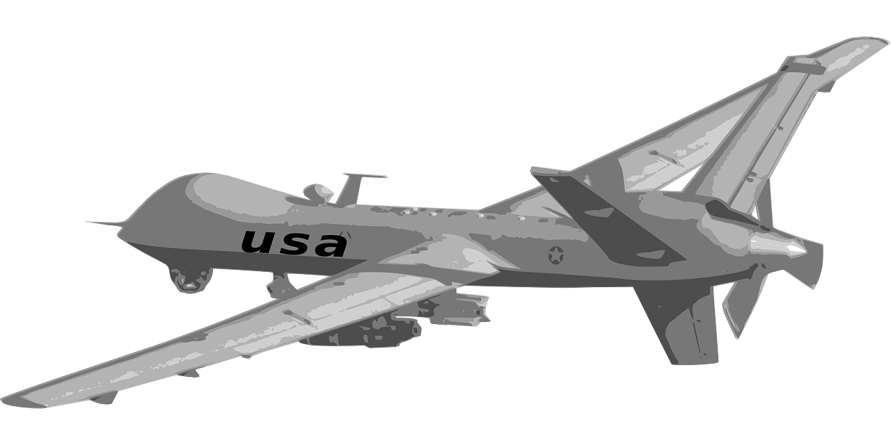 aircraft drone usa free photo