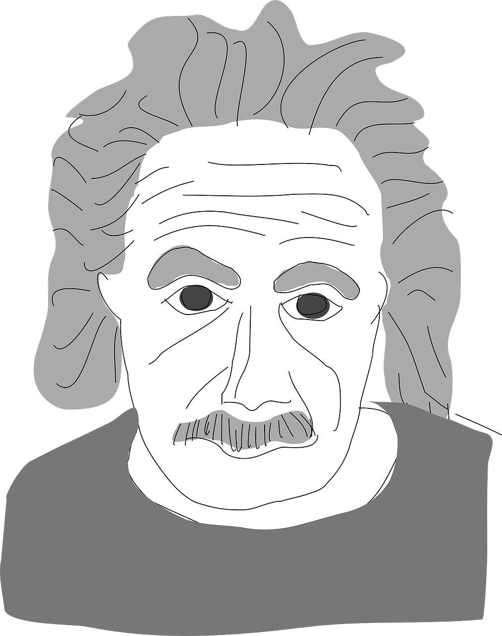 albert einstein theory of relativity scientist free photo
