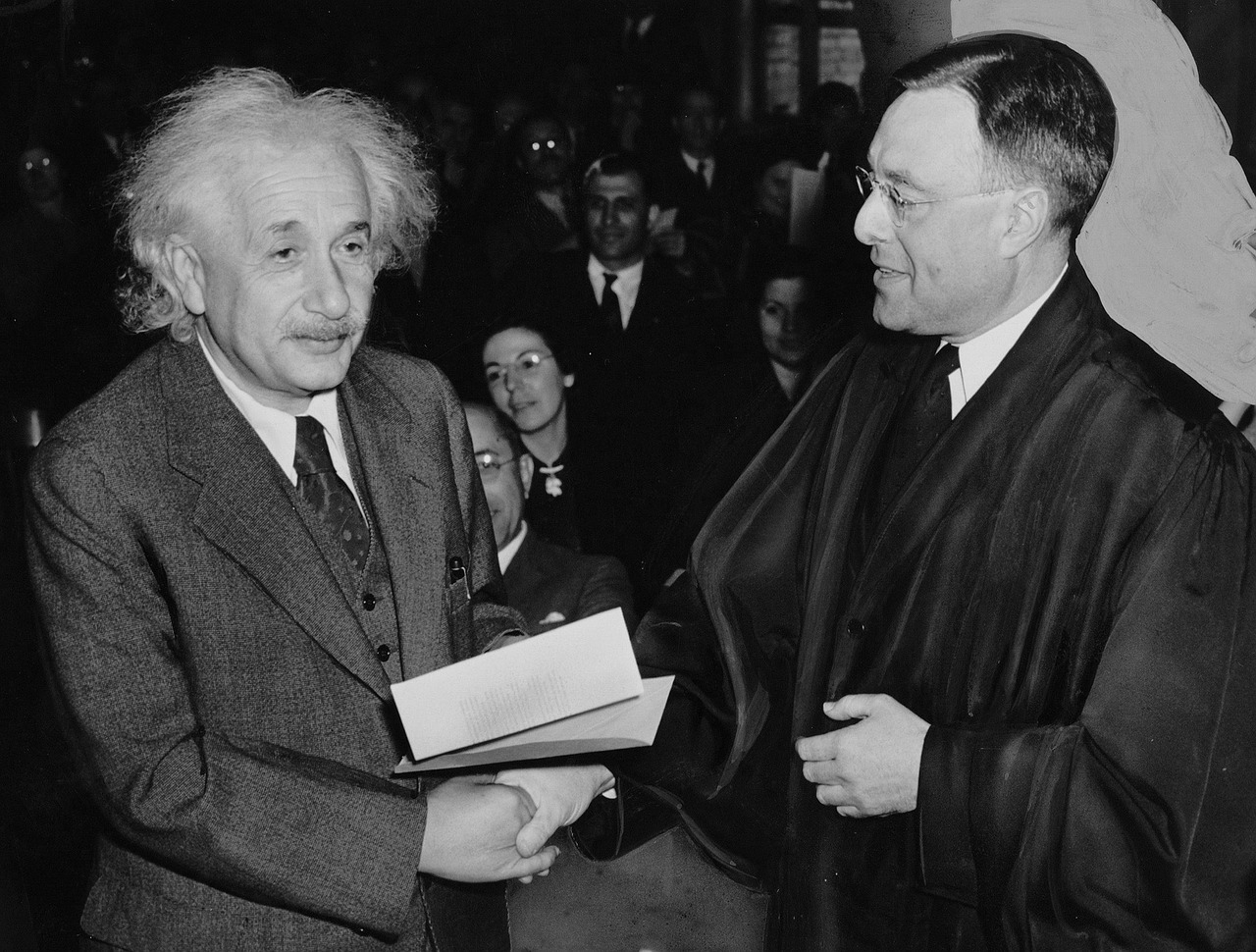 albert einstein scientists physicist free photo