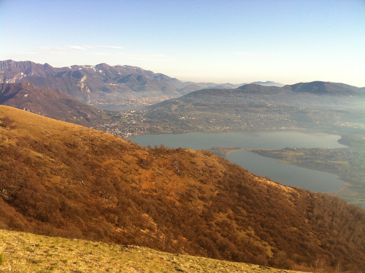alta brianza,lake,annone,oggiono,panoramic,view from monte barro,free pictures, free photos, free images, royalty free, free illustrations, public domain