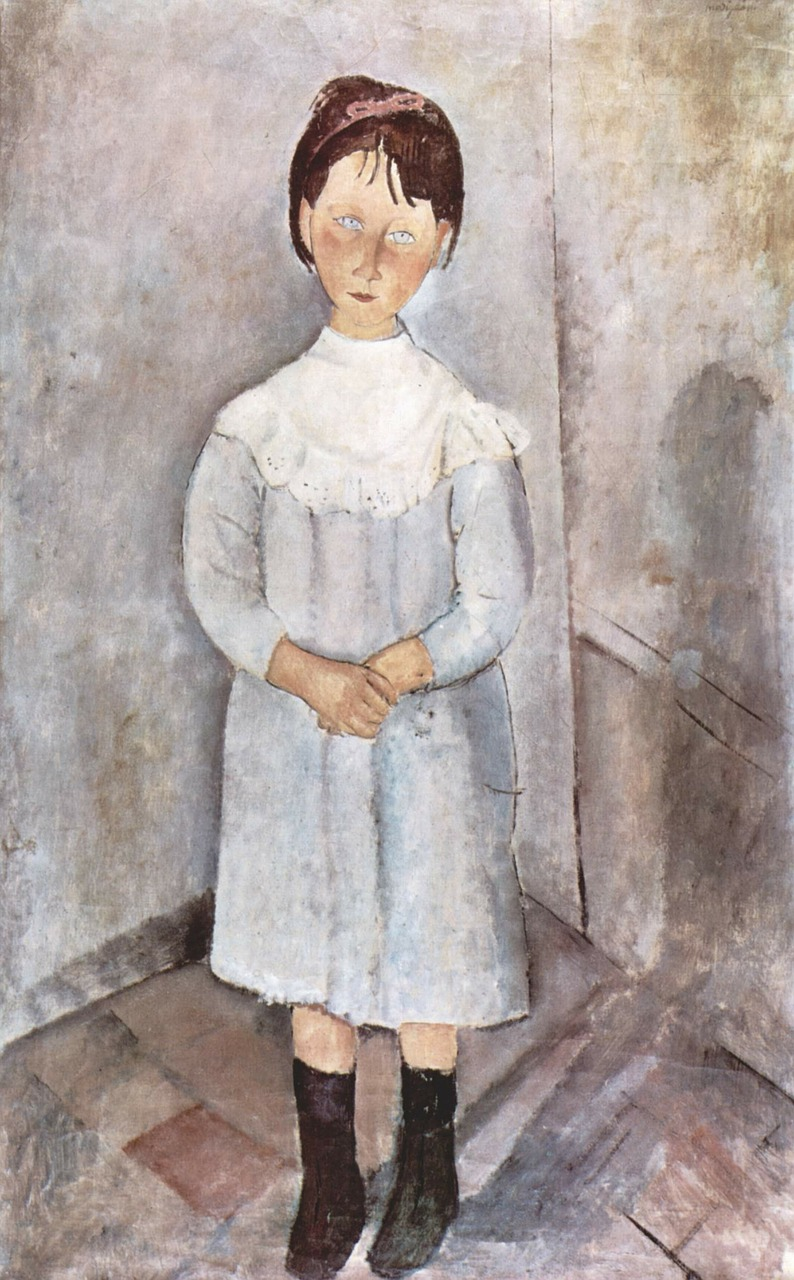 amadeo modigliani painting oil on canvas free photo