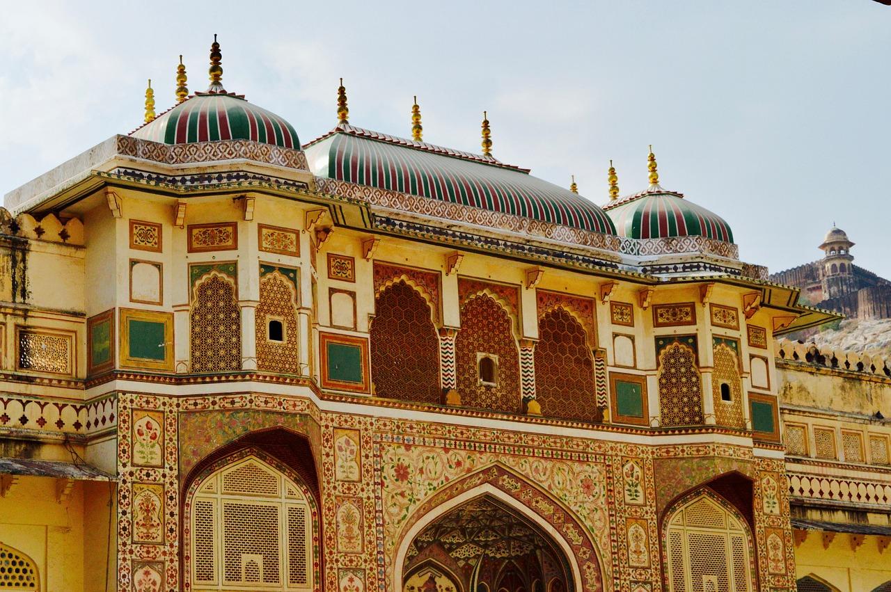 Amer Fort-- Rajasthan