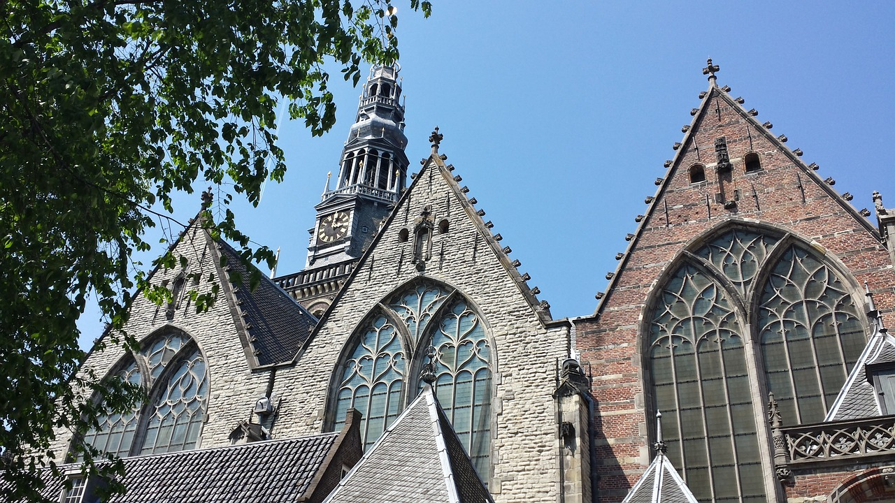 Amsterdam's West Church | Places to visit in Amsterdam