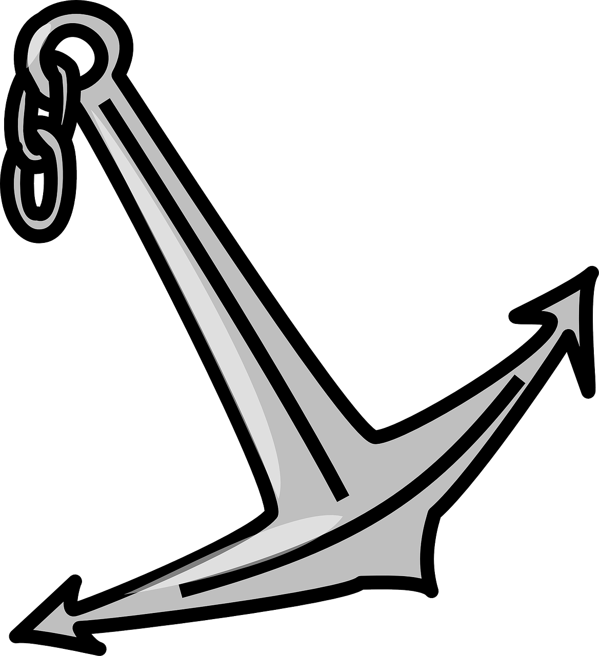 anchor sailing nautical free photo