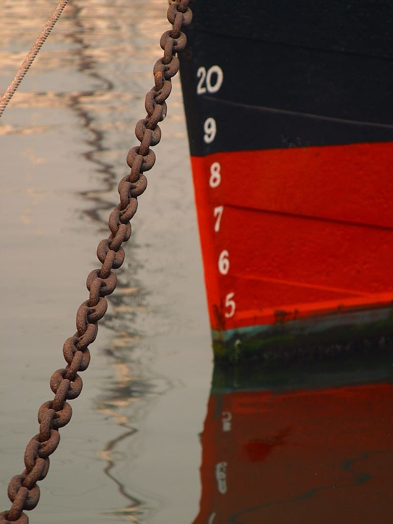 anchor chain anchor ship free photo