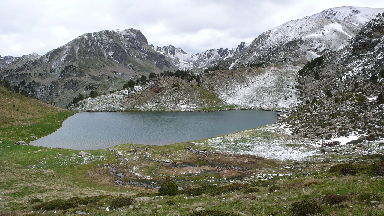 andorra mountains holiday free photo