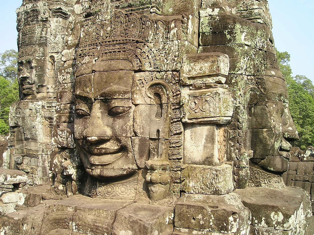 angkor wat cambodia free picture