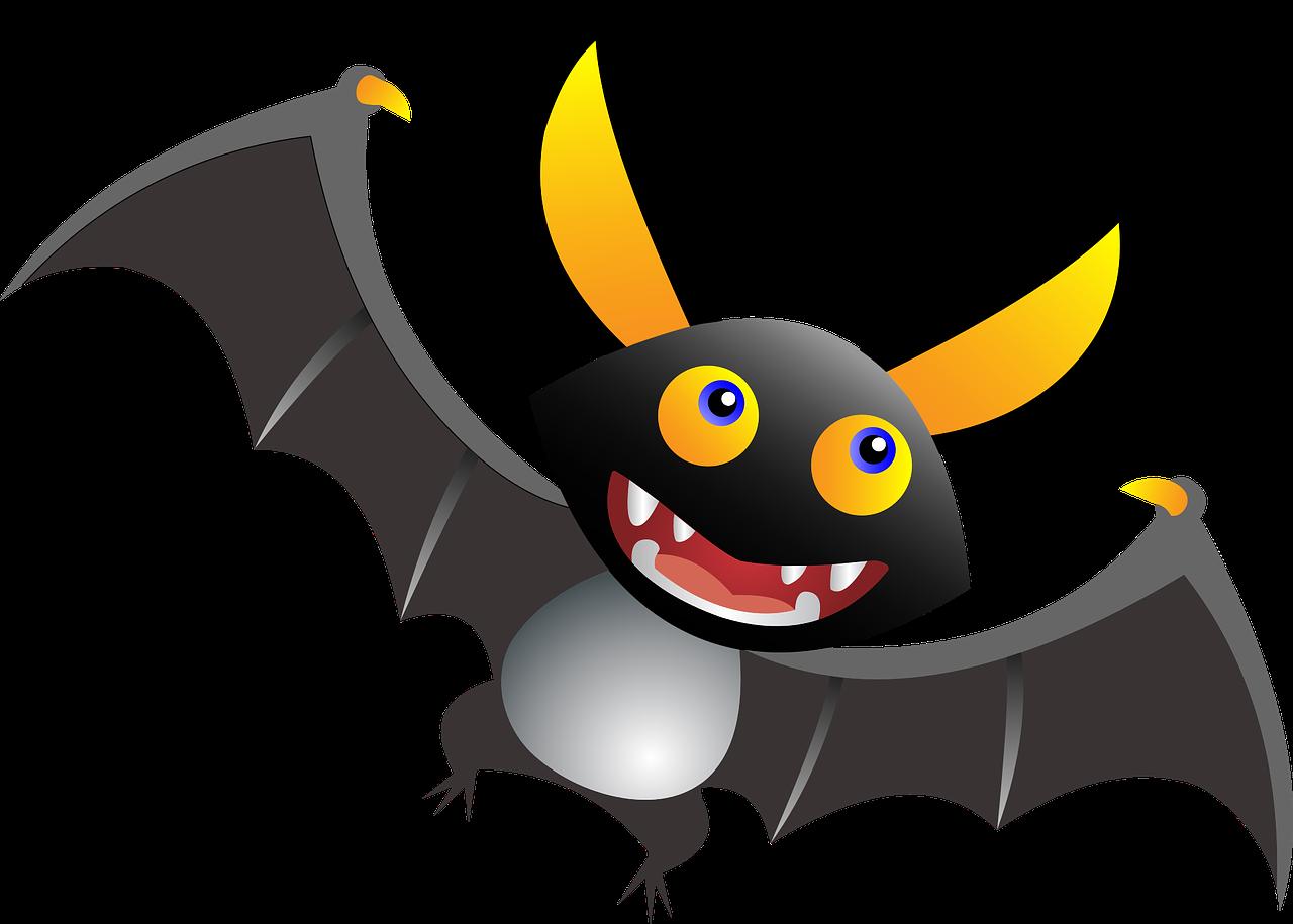 A Picture Of A Cartoon Bat animal,bat,blood,cartoon,comic - free image from needpix