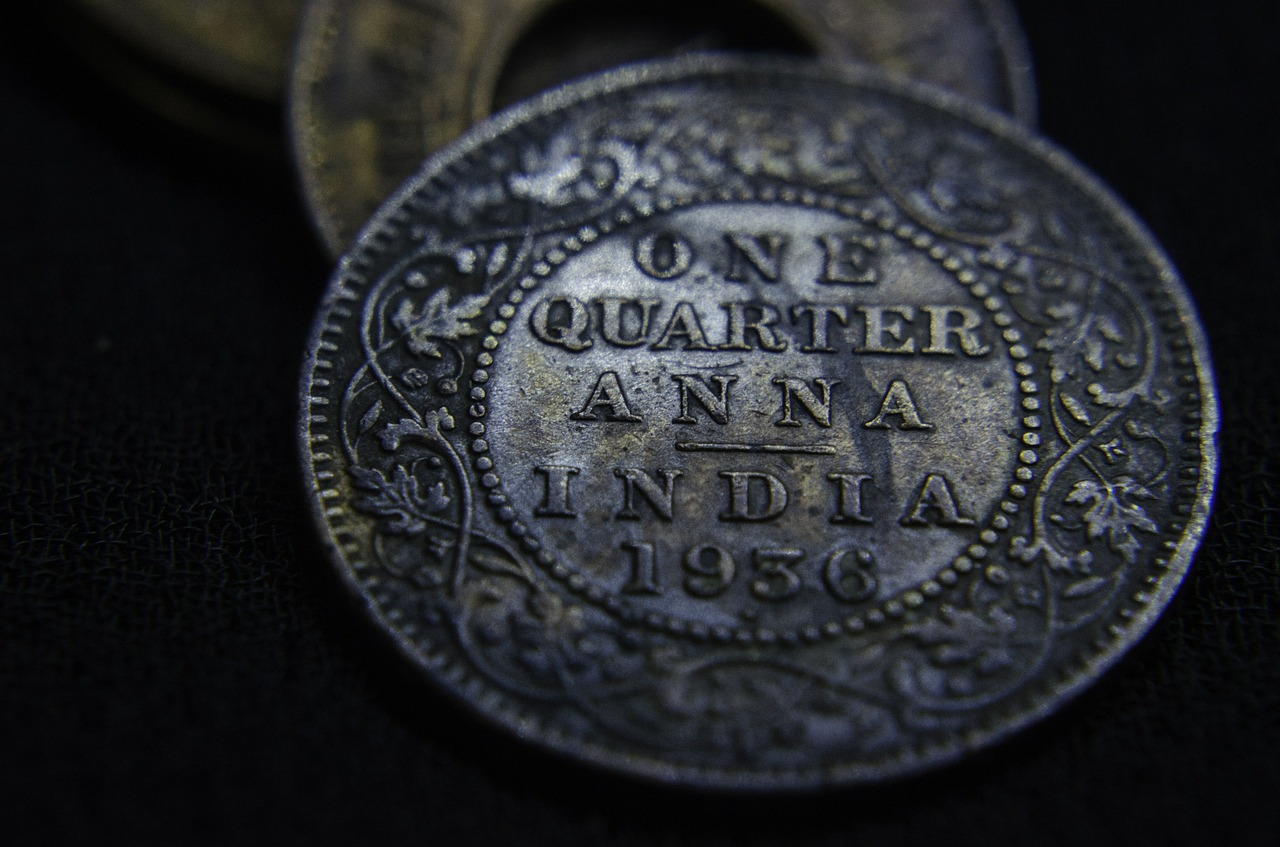 anna quarter currency free picture