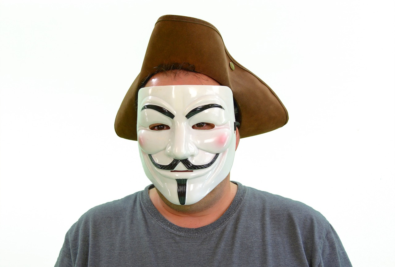 anonymous hacker anarchy free photo