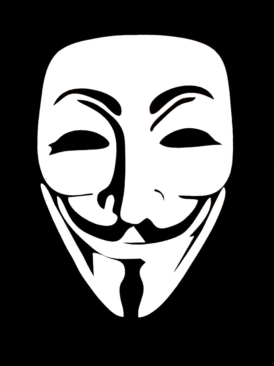 anonymus revolution guy fawkes free photo