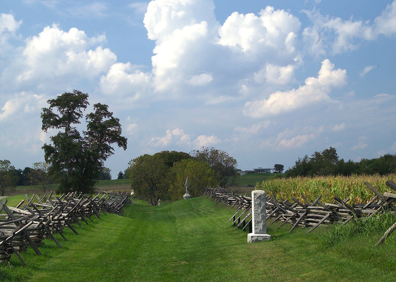 antietam maryland landmark free photo