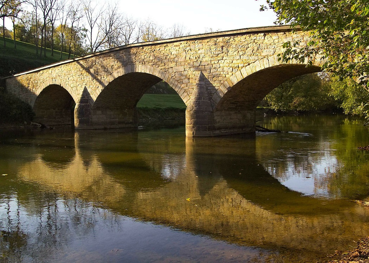 antietam maryland burnside bridge free photo