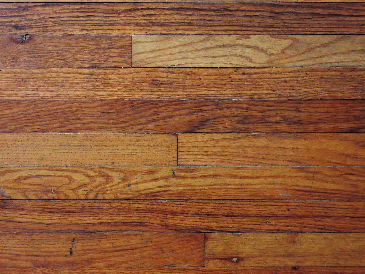 Antique Wood Floor Free Picture