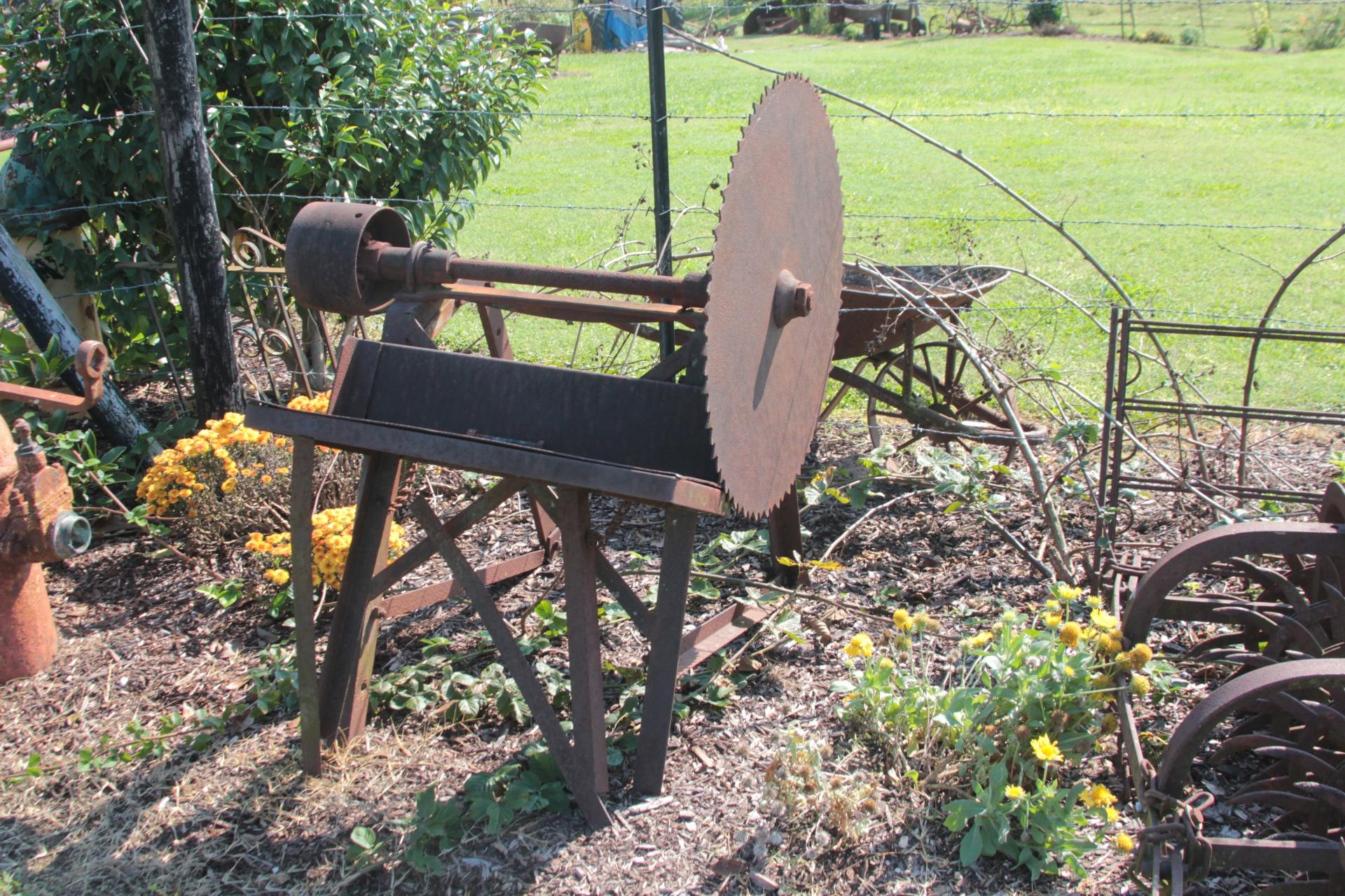 Antique Farm Equipment Free Pictures