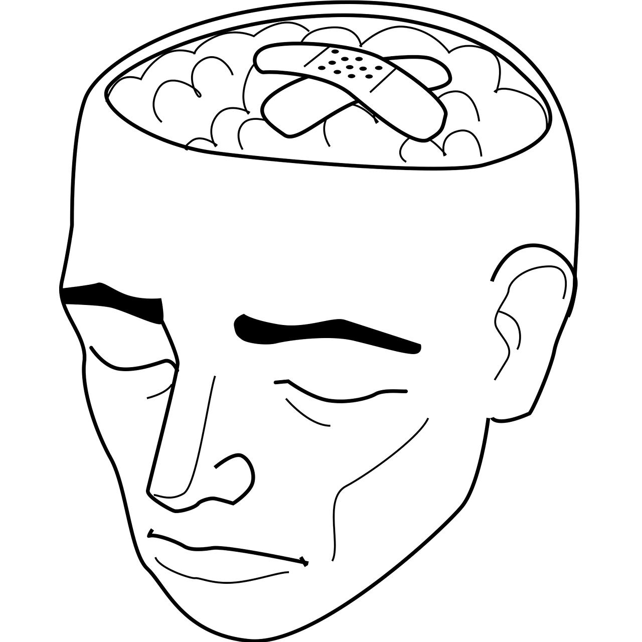 Anxiety,mental health,brain disorder,brain,disorder - free image ...