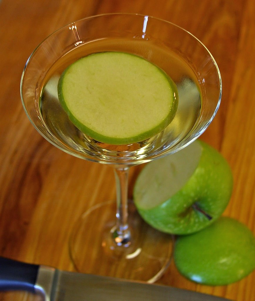 aperitif apple alcohol free picture