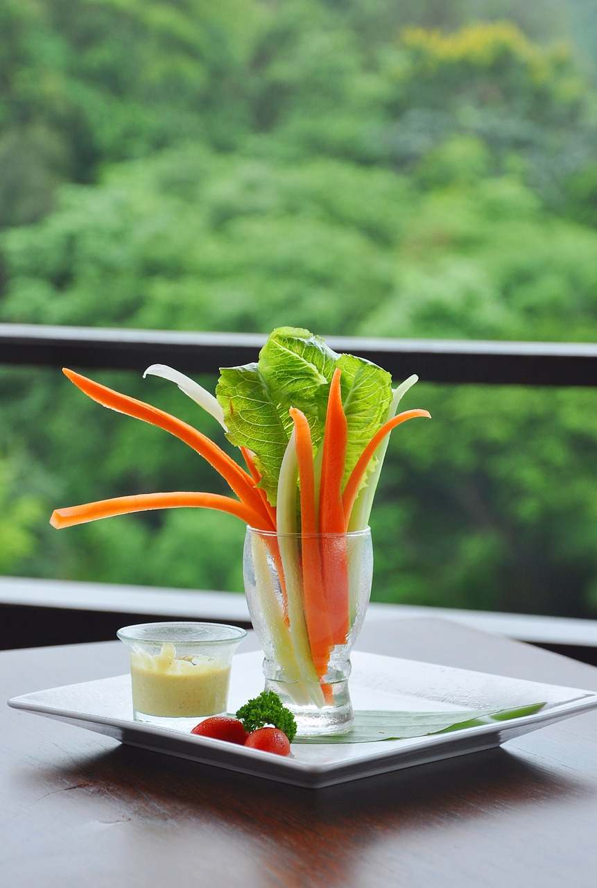 APPETIZER SALAD DELICIOUS DECORATION FOOD FREE PHOTO FROM