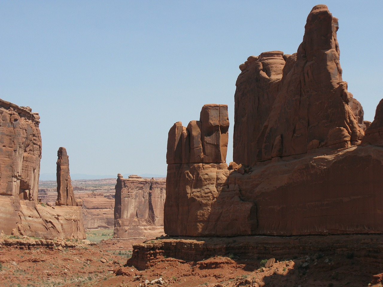 arches np usa utah free photo
