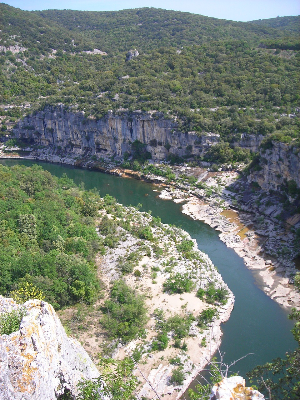 ardeche,river,france,canyon,gorge,free pictures, free photos, free images, royalty free, free illustrations, public domain