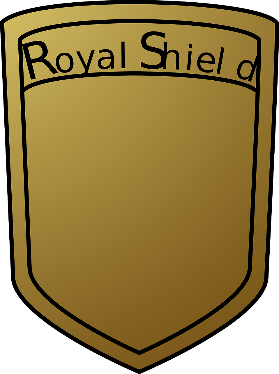 armor shield medieval free photo