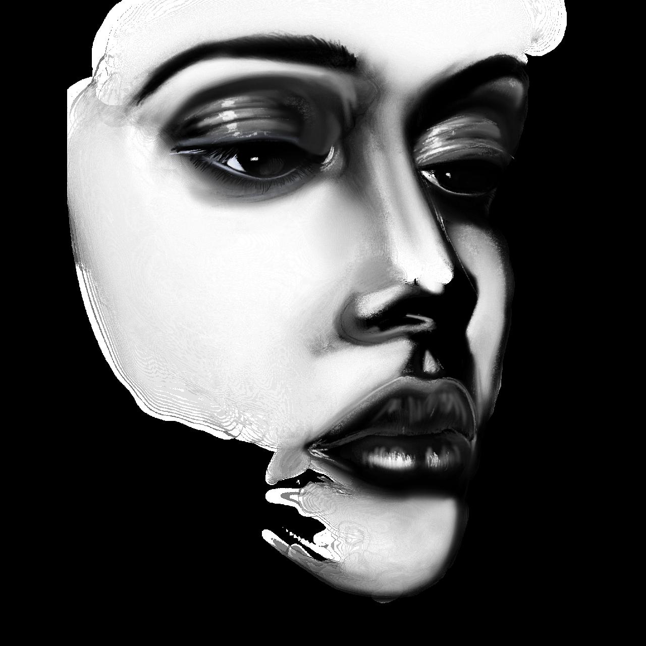 Art Sketch Female Girl Design Free Image From Needpix Com