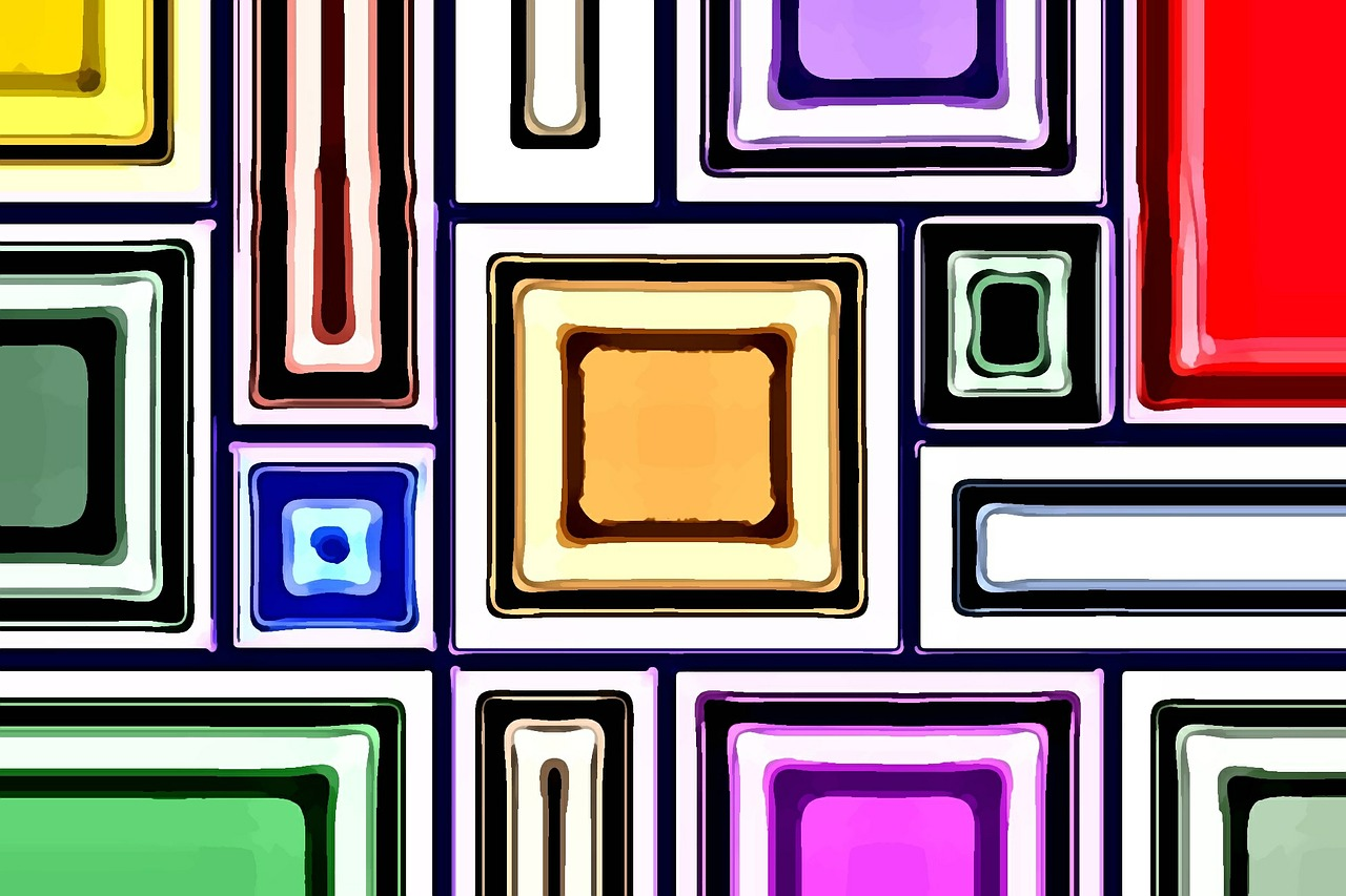 art chromaticity diagram abstract free photo