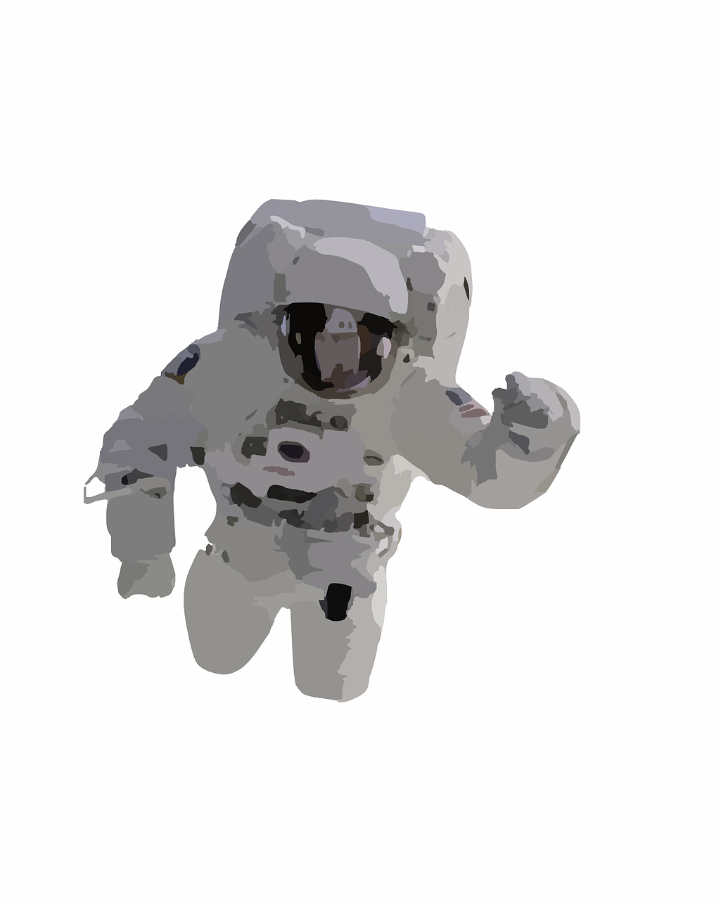 astronaut spaceman spacesuit free photo
