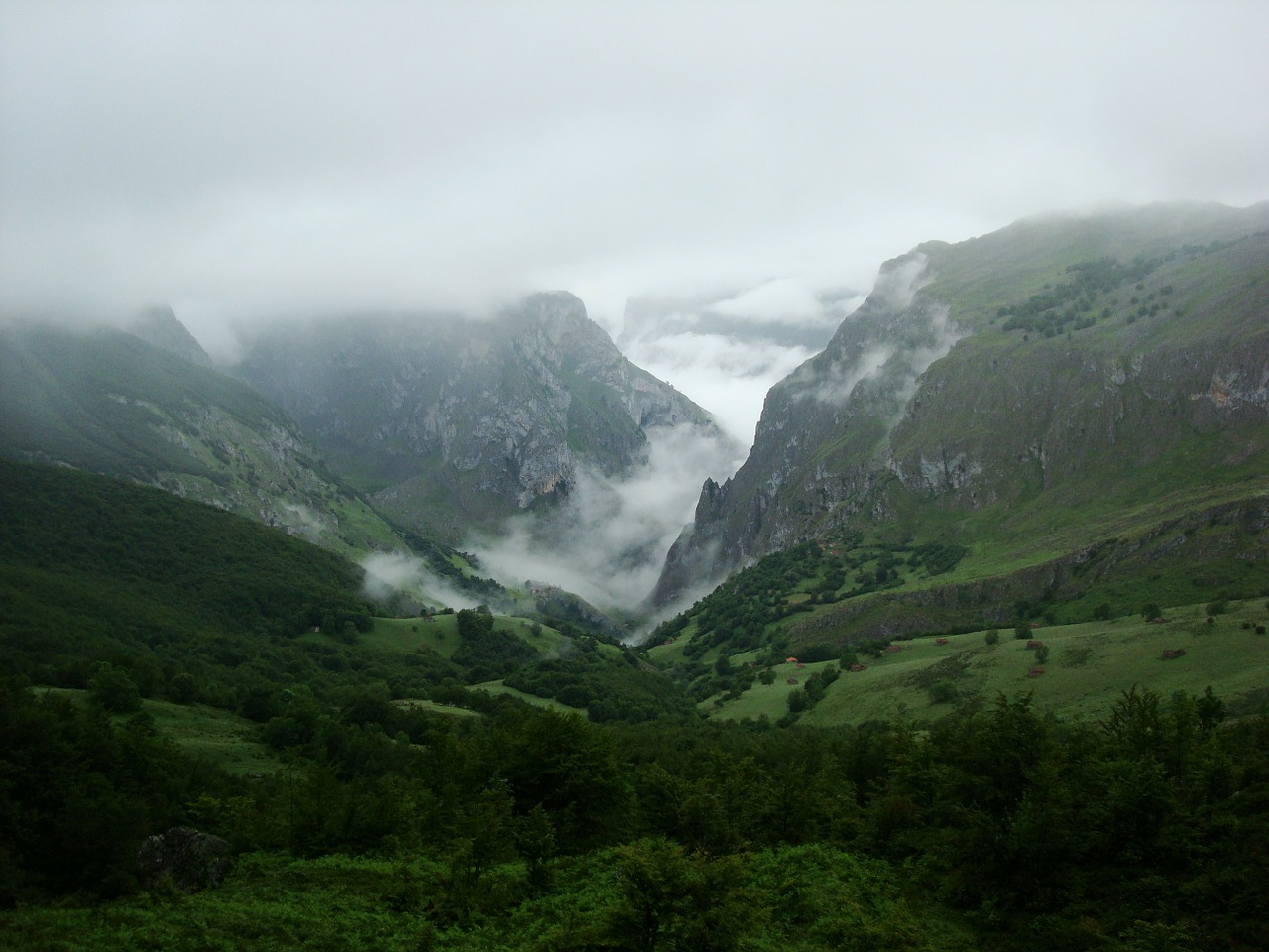 asturias ascension peak free photo