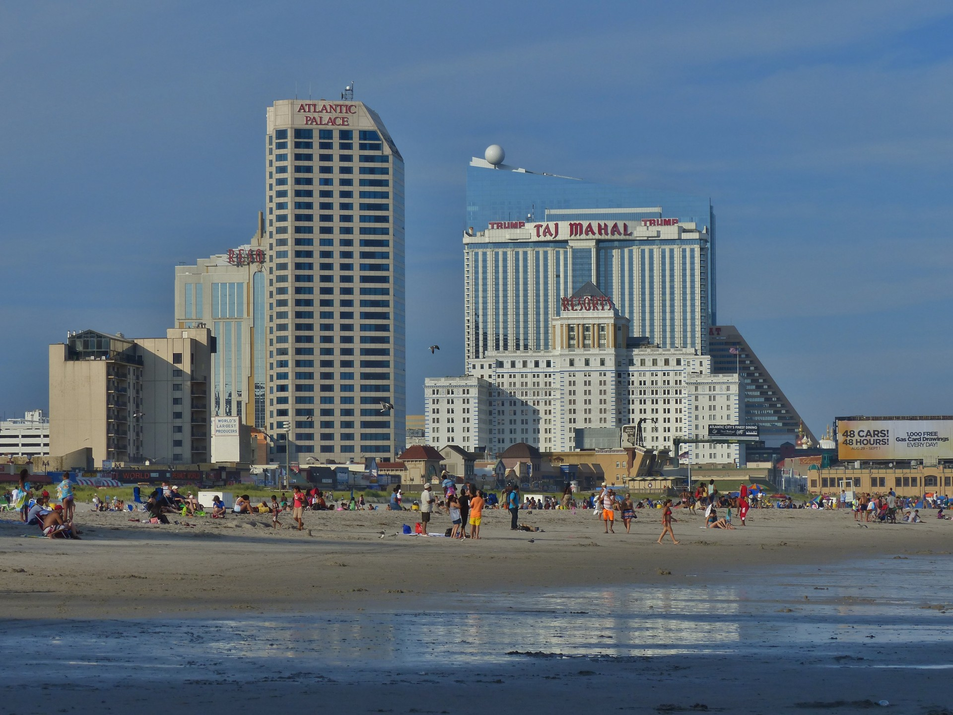 Atlantic city casino vacations size of online gambling