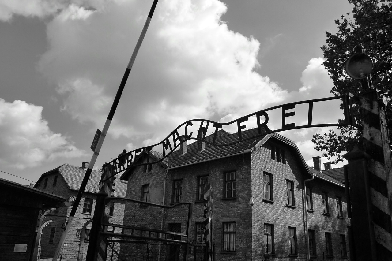 auschwitz concentration camp poland free photo