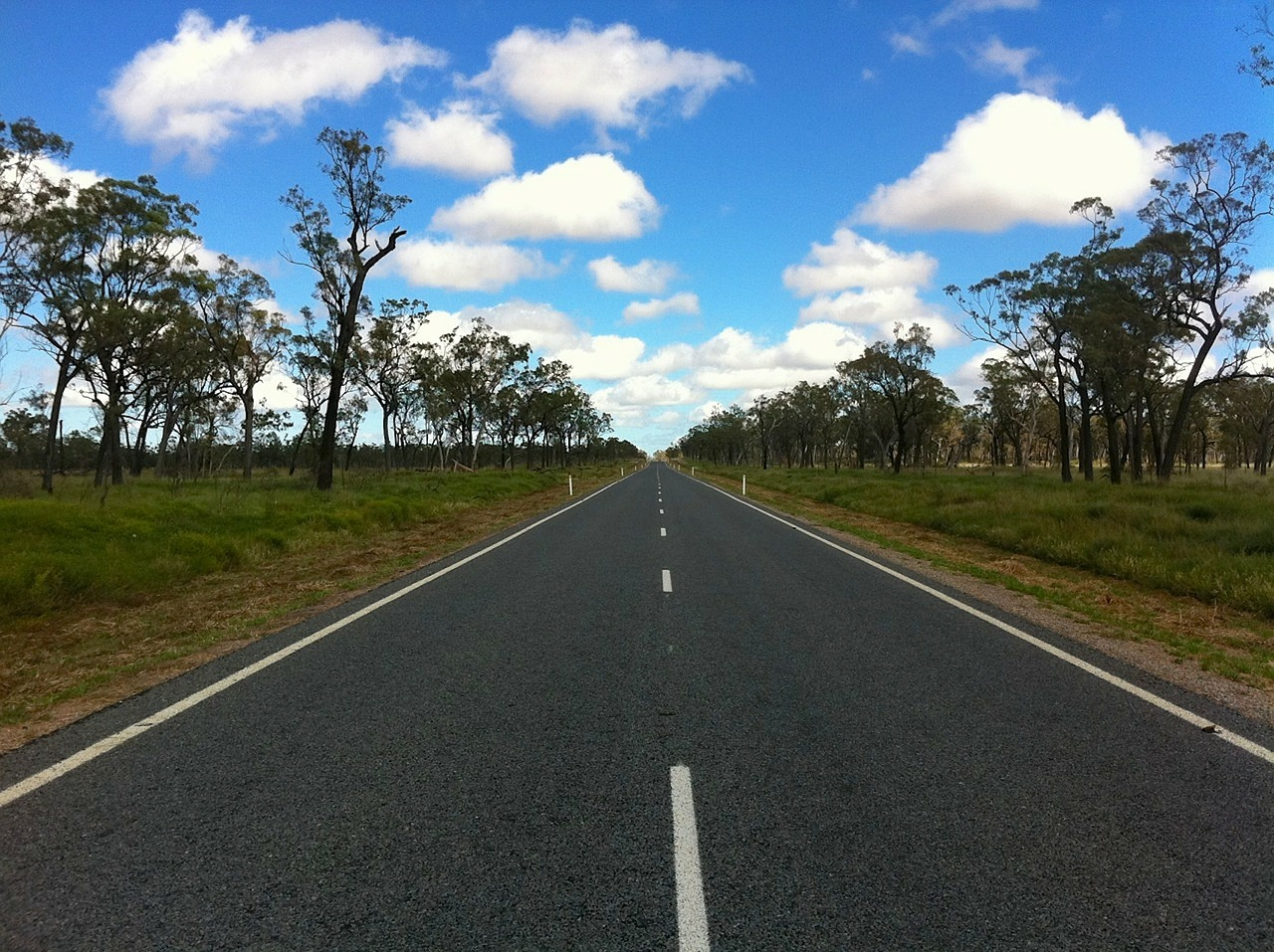australia gregory highway road free photo